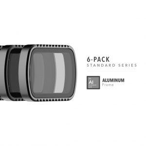PolarPro Filter 6-Pack | Standard Series | Osmo Pocket
